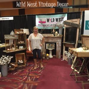 Wild West Vintage Decor
